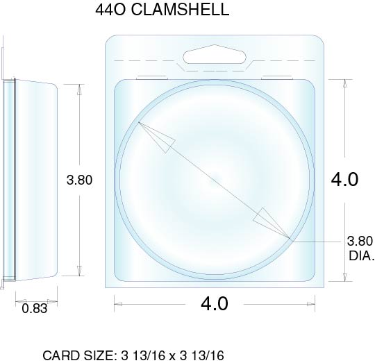 Clamshell Packaging Stock Stock Clamshell Packaging 440
